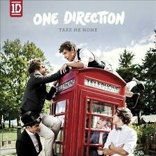 Take Me Home by One Direction (UK) (CD, Nov-2012, Columbia (USA))