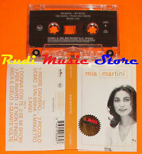 MC MIA MARTINI 1999 italy I MITI MUSICA 74321626284 cd lp dvd vhs
