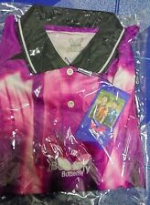 Original Table Tennis T-shirt (Pink), Butterfly BWH235,NEW Old stock Size L(Eur)