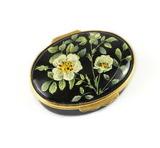 Halcyon Days Enamels for Tiffany & Co. Trinket Pill Box by Sybil Connolly