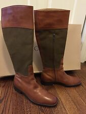 J. Crew Knee High Boots Size 5.5 Retail $358 Brand new