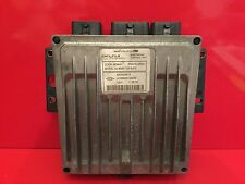 RENAULT CLIO 1.5 DCI CALCULATEUR MOTEUR ECU 8200303619 HOM 8200129063