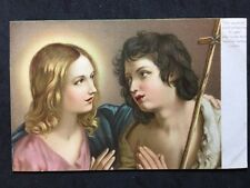 Vintage Postcard - Religious #55 - Misch & Co - Youthful Christ