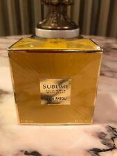 VINTAGE 1991  Sealed Jean Patou Sublime Eau De Parfum 1.7 Fl Oz