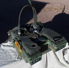 USN USMC F-8 Crusader Pilot's Ejection Seat Survival Seat Kit with Hose & Pad