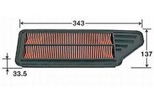 A875J, Honda Acty Air Filter, 1999 to 2013