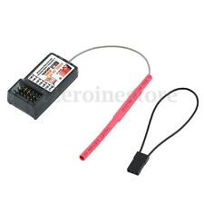 FS-R6B FlySky 2.4Ghz 6CH AFHDS Receiver for RC Transmitters i6 i10 T6 CT6B TH9x