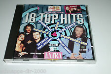 18 Top Hits International EXTRA CD con Blue System Rednex Sweetbox Tom Wilson