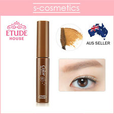 [ETUDE HOUSE] Color My Brows (#4 Natural Brown) - Eye Brow Eyebrow Gel Mascara