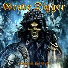 GRAVE DIGGER Clash of the Gods + 2 BONUS CD ( BRAND NEW 2012)