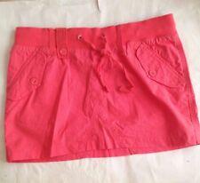 """Personal Identity Size 3 Skirt Miniskirt Micro-mini Pink 11 1/2"""" long"""