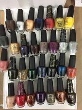OPI Nail Polish Discontinued Colors .5oz- Lot of 30