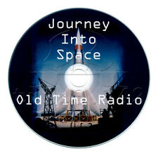 Journey Into Space - Old Time Radio - (OTR) Science Fiction (Sci-Fi ) MP3 CD