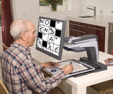 """Optelec ClearView+ CCTV 17"""" TFT Low Vision Video Magnifier"""