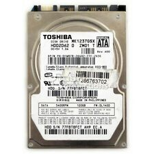 "120 GB SATA LAPTOP HARD DISK DRIVE ( H.D.D.) 2.5""  1 YEAR SELLER WARRANTY"