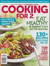 Better Homes & Gardens Special: Cooking For 2 (2015) NEW - FREE SHIP!!