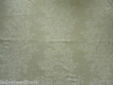 Sanderson Curtain Fabric FREYA 2.1m Cotton Damask Design - Stone 210cm