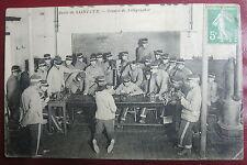 ECOLE DE SAINT-CYR - Séance de Télégraphie N°50