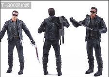 "NECA Arnold Schwarzenegger T800 Gun Model 7"" PVC Collectible Figure  Toys"