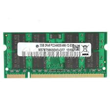 New 2GB (1x2GB) DDR2 800MHZ PC2-6400 200-pin (SODIMM) Memory RAM For PC Laptop