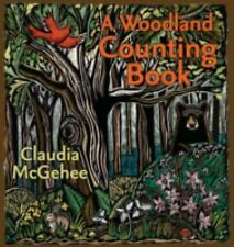 A Woodland Counting Book (Bur Oak Book)-ExLibrary