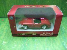 Schuco Modell in 1:43   Maserati Cabrio  in rot und in OVP