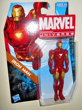 "IRON MAN ( 4""-INCH ) MARVEL UNIVERSE ( FAMILY DOLLAR ) ACTION FIGURE ( AVENGERS)"
