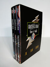 Grateful Dead View From The Vault DVD Box Set I II III 1990 1991 1987 G.D. Live