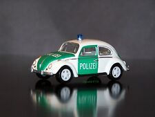 1966 VOLKSWAGEN BEETLE VW BUG POLICE CAR 1/64 SCALE COLLECTIBLE DIECAST MODEL