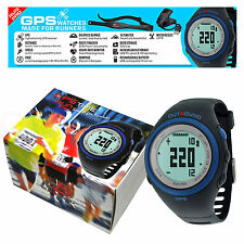 Genuine OutBound Waterproof GPS Heart Rate Monitor Fitness Run Pro Tracker Watch