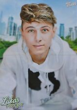LUKAS RIEGER - A3 Poster (ca. 42 x 28 cm) - YouTube Star Clippings Fan Sammlung