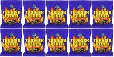 TYRKISK PEBER (Turkish Pepper) candy x 10 bags 150g FAZER Finland *BEST VALUE