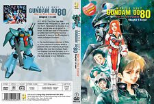 DVD Anime Mobile Suit Gundam 0080 War In The Pocket Chapter 1-6 End Eng Dub