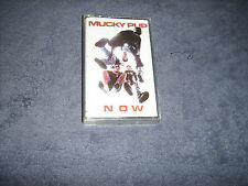 MUCKY PUP-NOW 1990 TORRID RECORDS! ULTRA RARE CASSETTE!!!