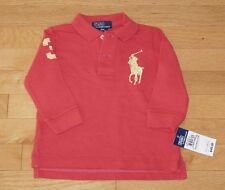 NWT Polo by Ralph Lauren Baby Boy Top, 12M