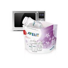 Philips Avent Sacchetti per sterilizzazione a vapore nel microonde SCF297/05