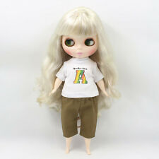 1PC Cute Fat Girl 12 Neo Blythe Doll Factory Nude Blythe Doll from FactoryTBY359