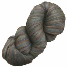 AIR MERINO Super Bulky Wool Yarn QUICK KNIT soft chunky Living Dreams HUNTER