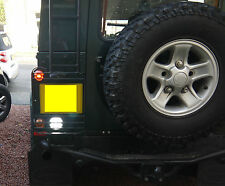 LED Land Rover Defender Reversing + Fog LEDs set of 2 UK Supplier