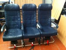 Triple Airplane Seat from - A321 Aircraft
