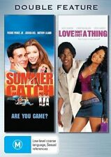 Summer Catch  / Love Don't Cost A Thing : NEW DVD