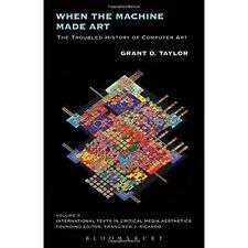 When the Machine Made Art: The Troubled History of Computer Art (International T