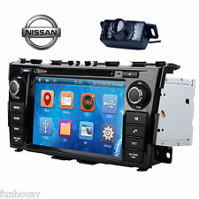 GPS Navigation HD 2 Din In Dash Car DVD Player for Nissan Teana/Altima 2013-2014