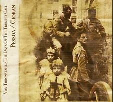 Von Thronstahl Days Of The Trumpet Call - Pessoa Cioran CD Death in June Triarii