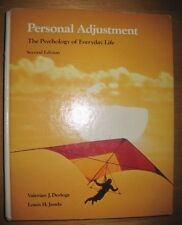 Personal Adjustment The Psychology of Everyday Life hardcover Derlaga,Janda 1981