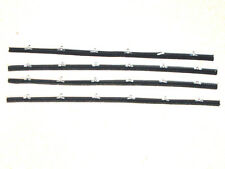 MORRIS MINOR WEATHER STRIP SET WITH CLIPS