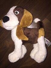 Heunec Hund Beagle Dog Kuscheltier Plüschtier Stofftier Weiß Braun Schwarz