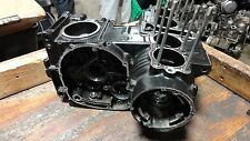 1981 KAWASAKI KZ550 GPZ 550 KM321 ENGINE TRANSMISSION CRANKCASE CASES