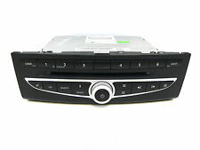 RENAULT KOLEOS RADIO CAR AUDIO AUTORADIO 6CDC UNIT 28184JY00B PN2940SD CLARION