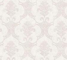 Papel tapiz barroco ornamentos crema beige livingwalls Moments 32830-1 (3,89 €/1qm)